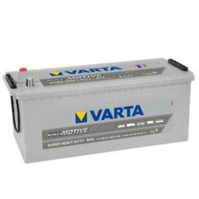 Varta Promotive Silver Akkumulátor 12V 180 AH 1000A