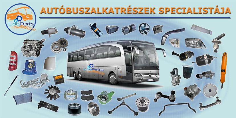 Robbantott busz